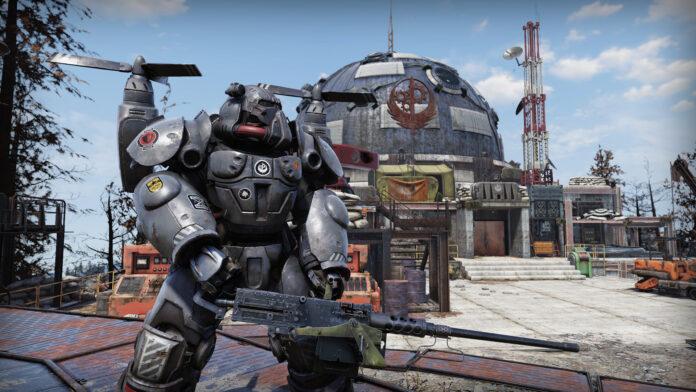 Fallout 76 Recruitment Blues Walkthrough Guide