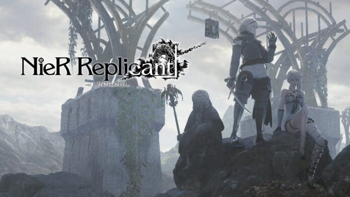 NieR Replicant 2021 Crash Fix | NieR Replicant Kalil