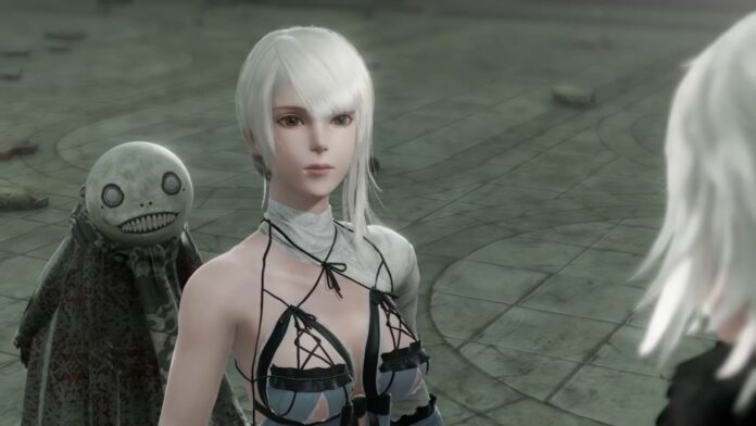 Nier Replicant side quest act 2