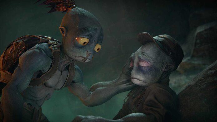 Oddworld Soulstorm endings