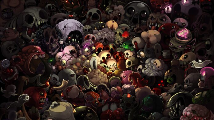 Unlock Tainted Characters in Binding of Isaac
