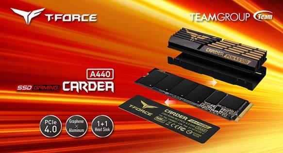 T-FORCE CARDEA A440