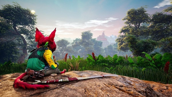 How to Get a Mount in Biomutant