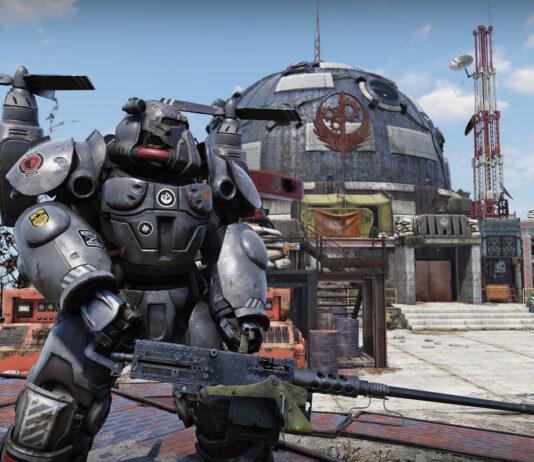 Fallout 76 Unique Weapons Guide