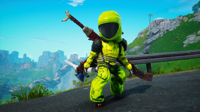 How To Get Anti-Radiation Suit In Biomutant