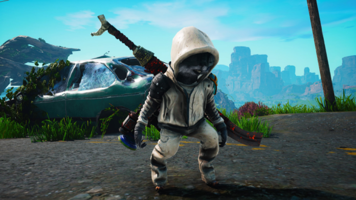 How To Get Coldzone Suit In Biomutant