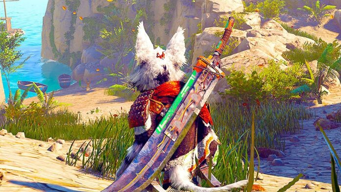 How to Get Gear Bits in Biomutant