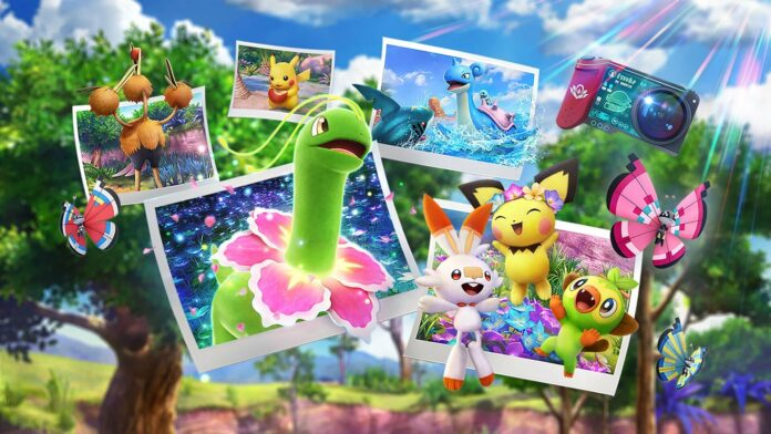New Pokemon Snap Diancie