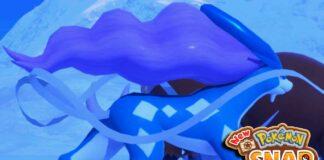 New Pokemon Snap Suicune
