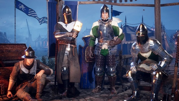 How to Play as Footman in Chivalry 2