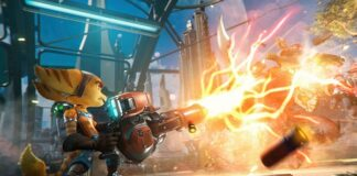 Ratchet and Clank Rift Apart Q-Force Armor