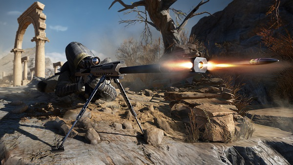 Sniper Ghost Warrior Contracts 2 best weapons