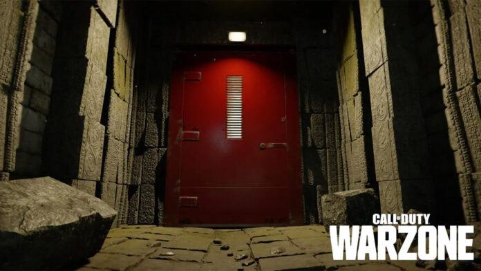 Red Doors Verdansk Warzone