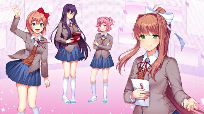Doki Doki Literature Club Plus Yuri