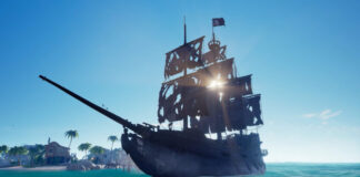 Black Pearl Sea Of Thieves