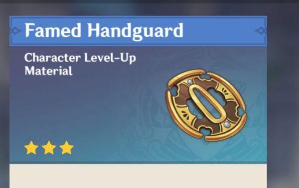 Handguard Genshin Impact