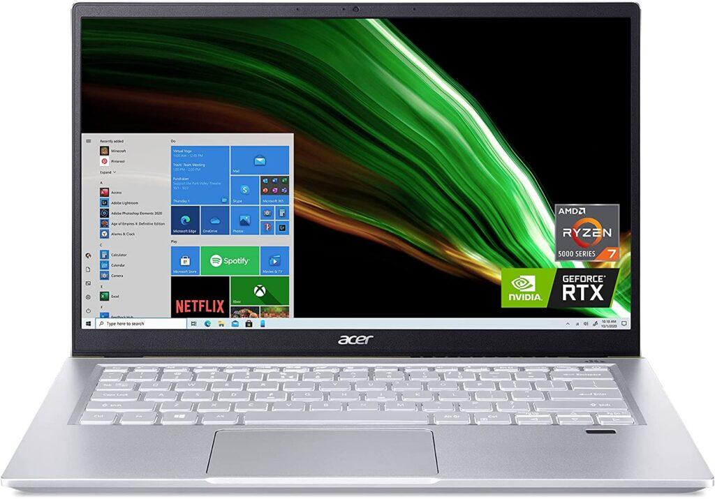 Acer Swift X SFX14-41G-R1S6