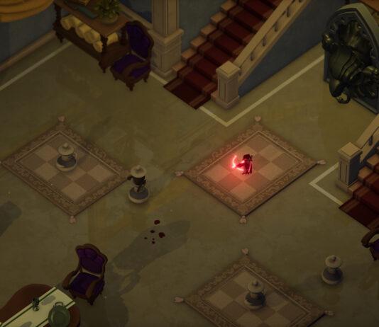 Death's Door flame spell upgrade