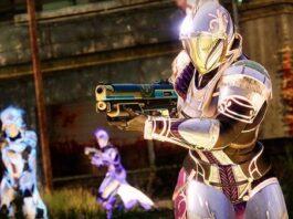 Solstice of Heroes 2021 Armor Upgrade Steps