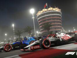 F1 2021 Corrupt Save Fix