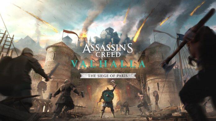 Siege Of Paris Expansion