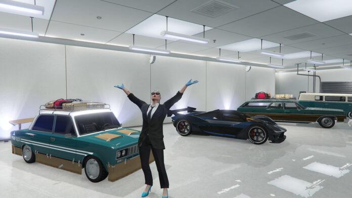 GTA Online Auto Shop