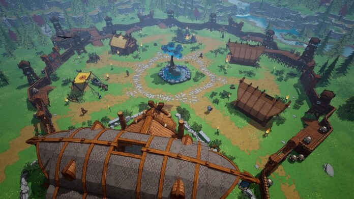 How To Heal In Tribes Of Midgard, Tribes of Midgard Crash Fix