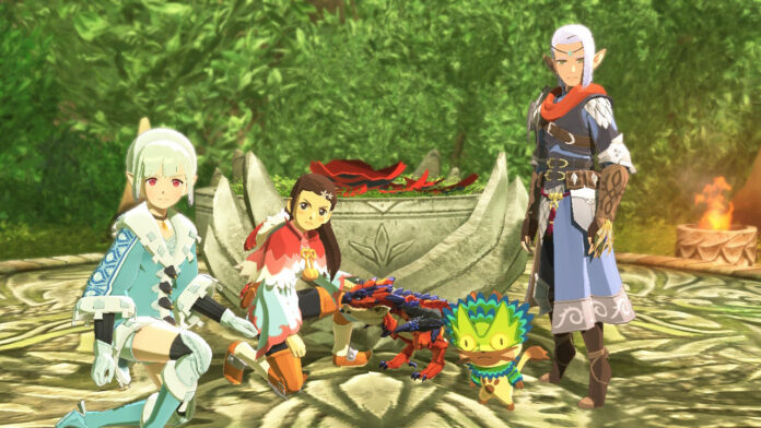 How to Play Multiplayer and Co-op in Monster Hunter Stories 2