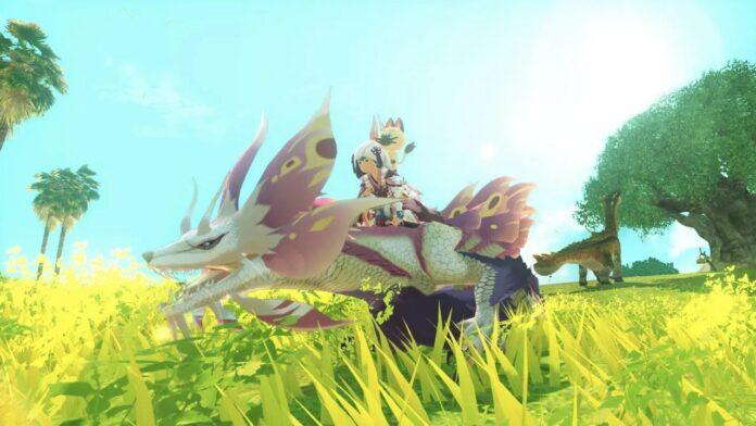 How to Ride Monsties in Monster Hunter Stories 2
