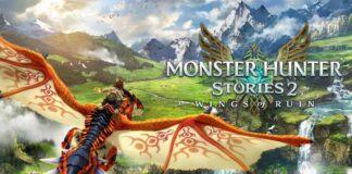 Monster Hunter Stories 2 Wings Of Ruin Crash Fix