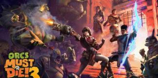 Orcs Must Die 3 UE4 OMD Fatal Error Fix