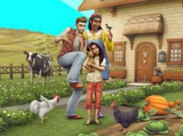 Where to Find Mushrooms in The Sims 4: Cottage Living