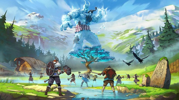Tribes of Midgard Classes Explained   Tribes of Midgard Biofrost