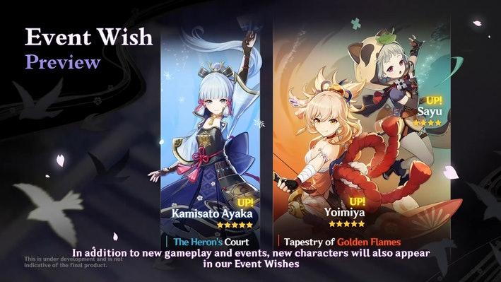 Genshin Impact Yoimiya