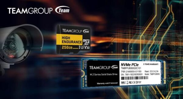 TEAMGROUP 8TB MP34Q M.2 SSD