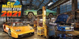 Car Mechanic Simulator 2021 Crash Fix