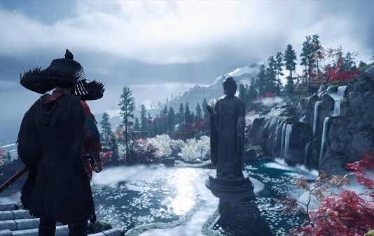 Ghost of Tsushima Memories of Your Father Locations