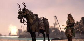 Ghost of Tsushima Iki Island Horse Armor