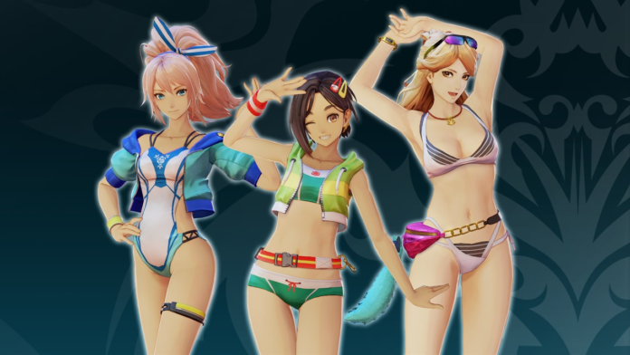 Tales of Arise Swimsuits