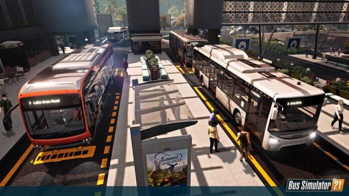 Bus Simulator 21 Crash fix
