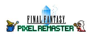 Final Fantasy IV Pixel Master