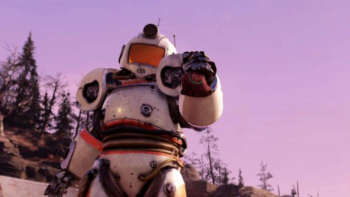 Face Breaker Fallout 76