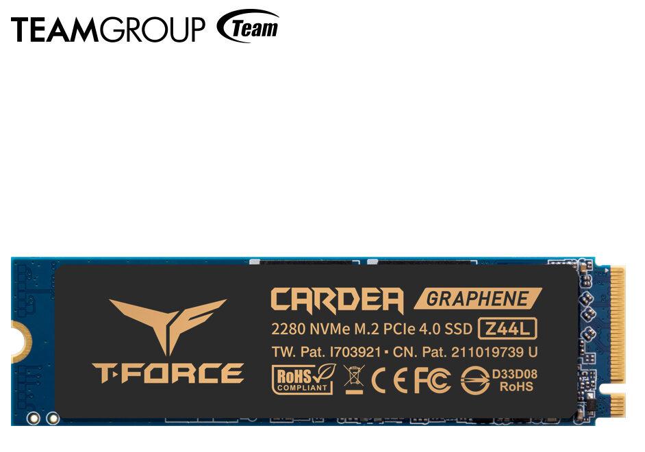 CARDEA Z44L PCIe4.0 SSD