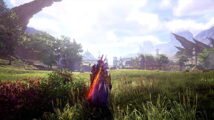 Tales of Arise iron pipe