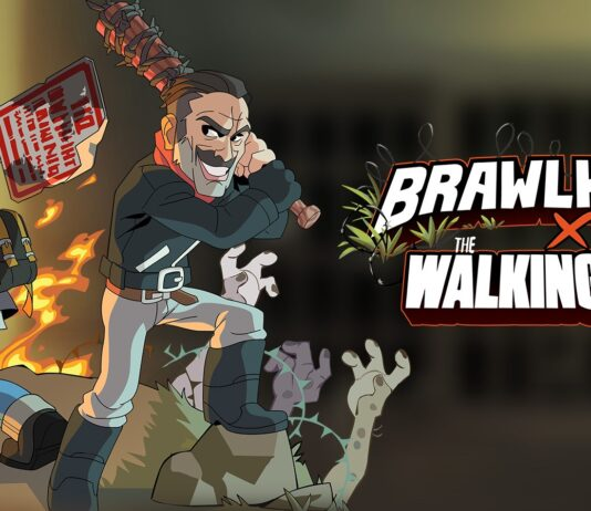 The Walking Dead Brawlhalla