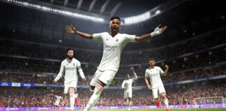 FIFA 22 Goalkeeper