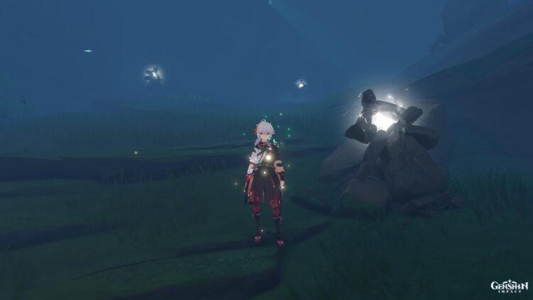Genshin Impact Tsurumi Mist
