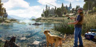 Fishing Rod Far Cry 6
