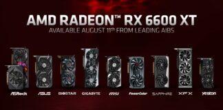 Best RX 6600 XT