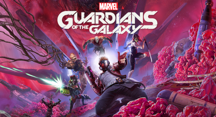 Guardians Of The Galaxy Story, Guardians Of The Galaxy Charged Battery
